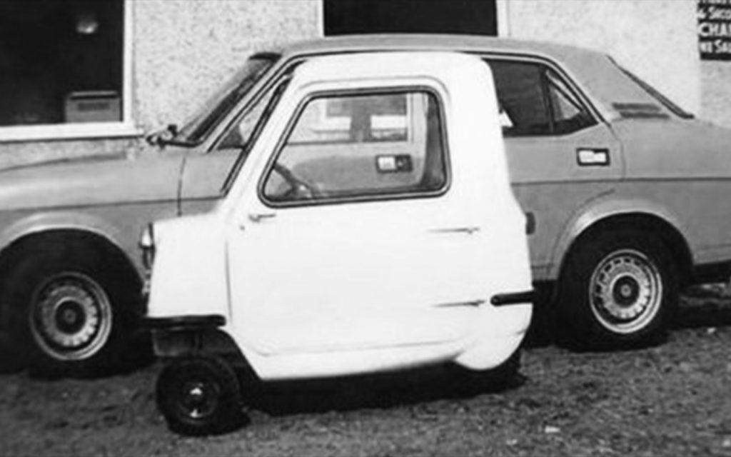 menor carro do mundo