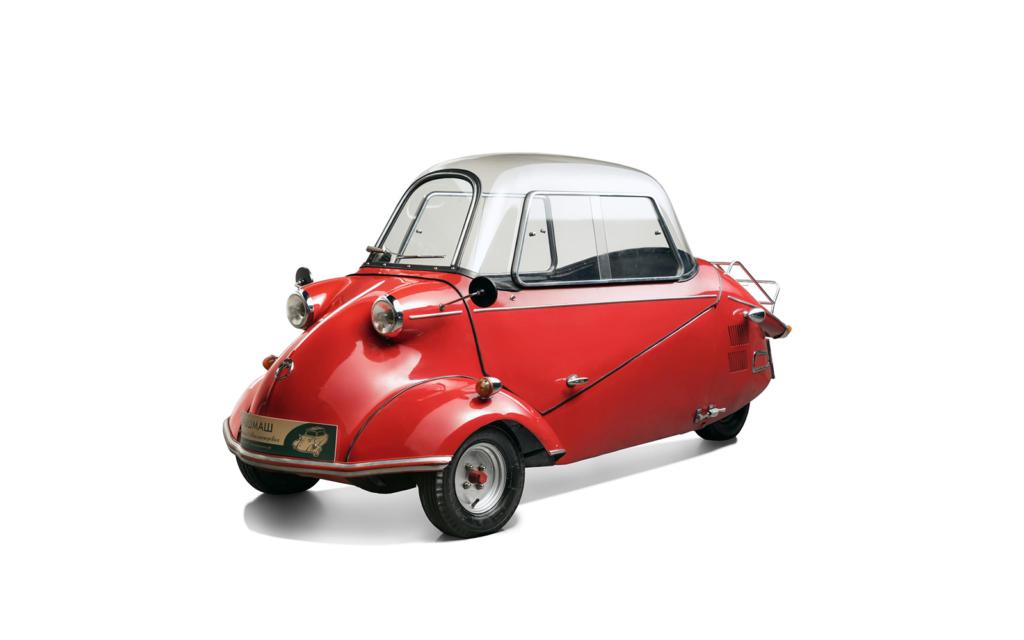 Messerschmitt KR175 vermelho
