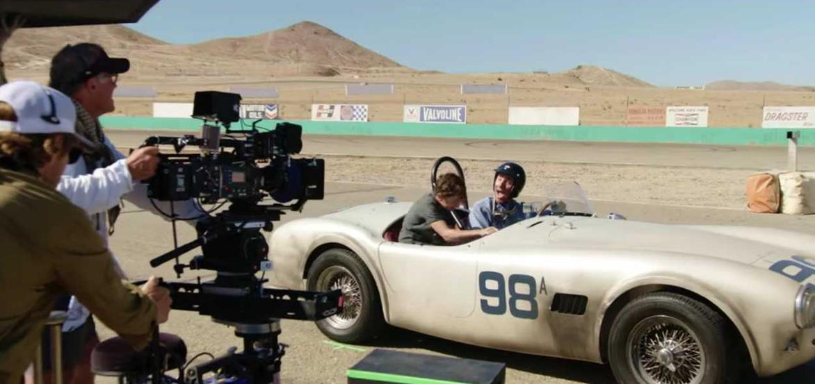 Um dos maiores filmes de carros, Ford vs Ferrari
